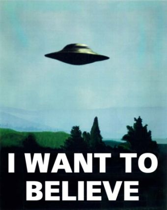 X-Files: I want to believe.