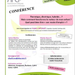 Poster of the AFEP lecture (21 March 2015)
